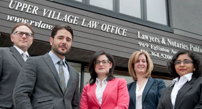 RV Law - Toronto Lawyers